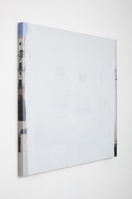 """, 'Conclusions II - Vejer de la Frontera """"Blue transparent"""",' 2012, BorzoGallery"""