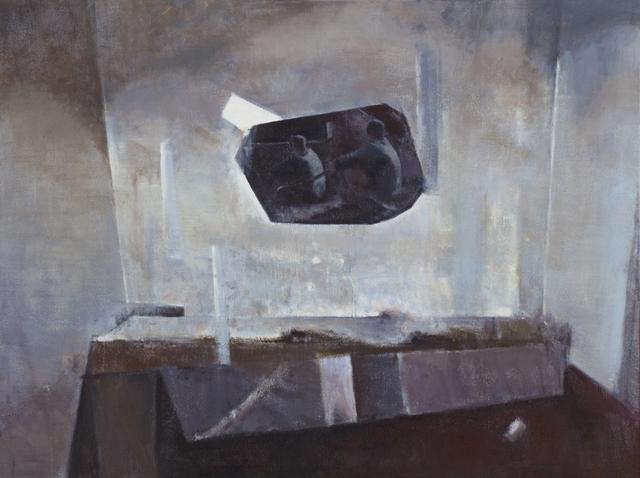 , 'Black eye,' 2013, A2Z Art Gallery