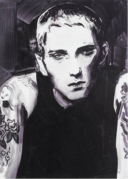 , 'Em,' 2003, Paul Stolper Gallery