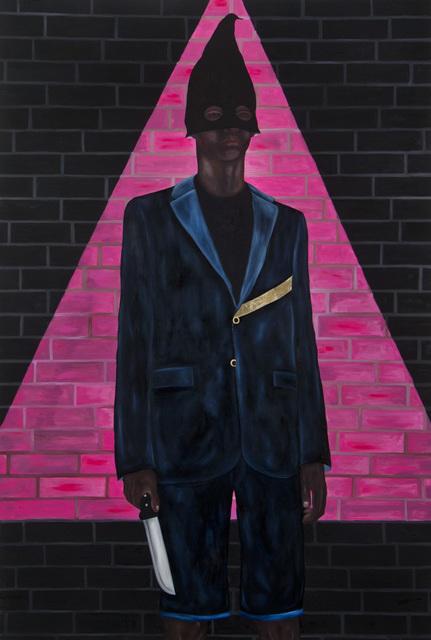 , 'The Act,' 2015, Portas Vilaseca Galeria