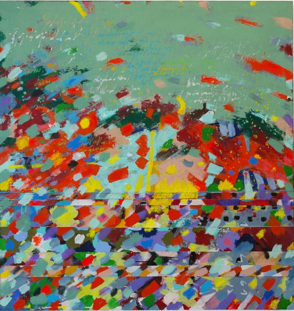 , 'Migration III,' 2016, 50 Golborne