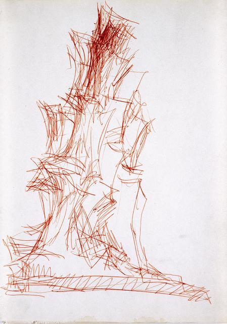 , 'Standing Figure,' 1968, 21er Haus