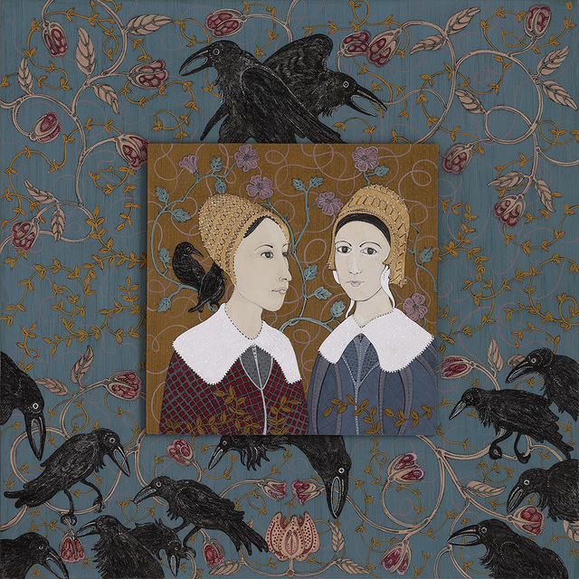 , 'Sisters,' 2015, Forum Gallery