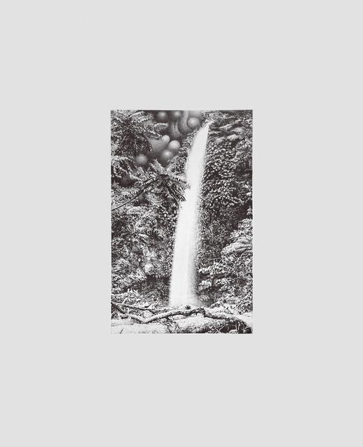 , 'Los Banos Falls,' 2017, The Contemporary London