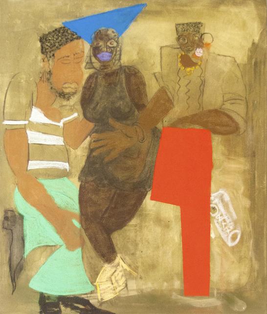 , 'Granadilla,' 2017, Gallery MOMO