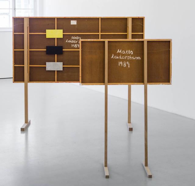 , 'Reconstruction,' 1989-2016, Andréhn-Schiptjenko