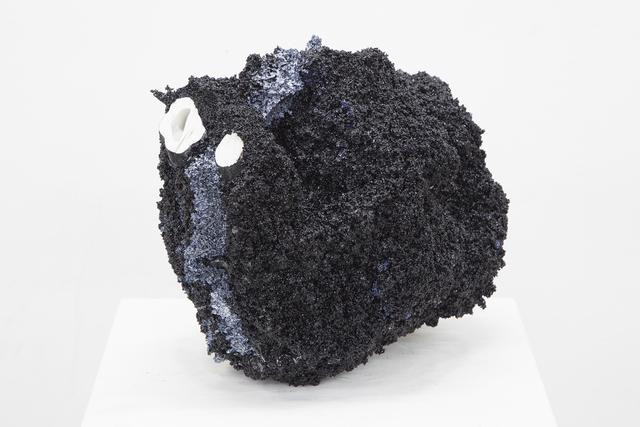 , 'Untitled (3 rocks),' 2014, GRIMM