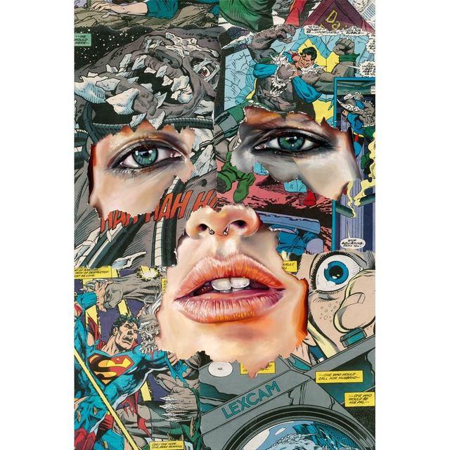 , 'La Cage; aux veines d'acier,' 2018, StolenSpace Gallery