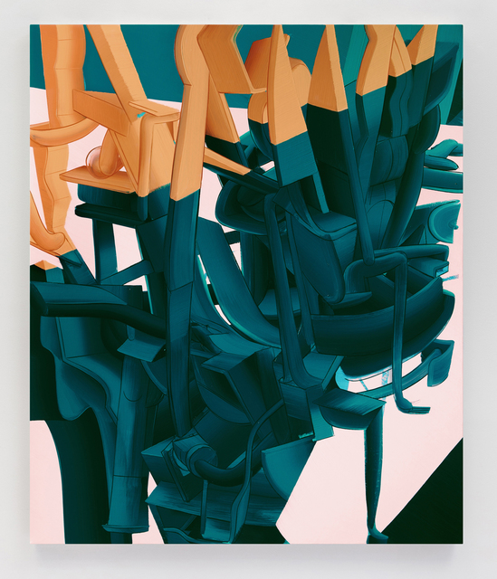 , 'Succulence,' 2019, Carrie Secrist Gallery