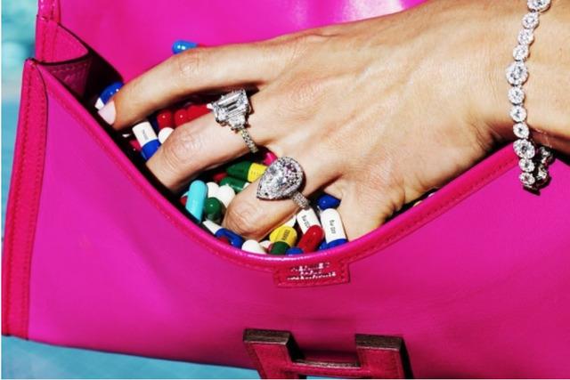 , 'Beverly Hills Pills 'n' Thrills,' , Art Angels