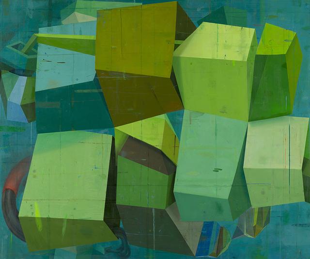 , 'Mermaid thoughts,' 2014, Kathryn Markel Fine Arts
