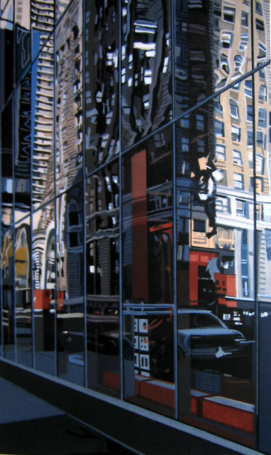 , 'Detail, Times Square,' 2000, Marlborough Gallery