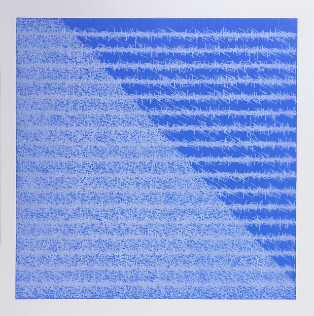 , 'Bruised 12,' 2014, Leila Heller Gallery