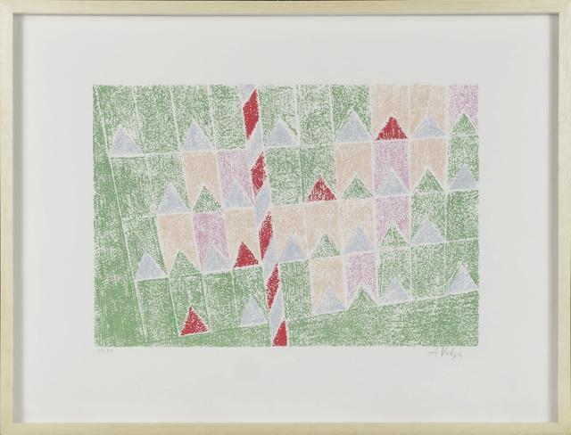 Alfredo Volpi, 'Untitled', 1980-1990, LAART