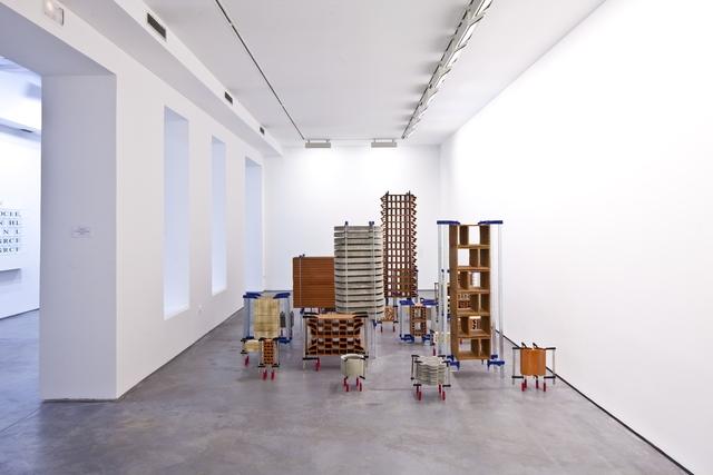 , 'Brutalismo,' 2014, Max Estrella
