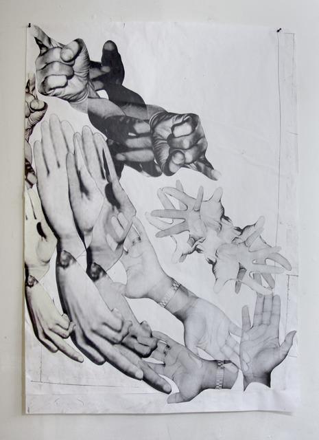 , 'Sketch Oratory,' 2016, SADE