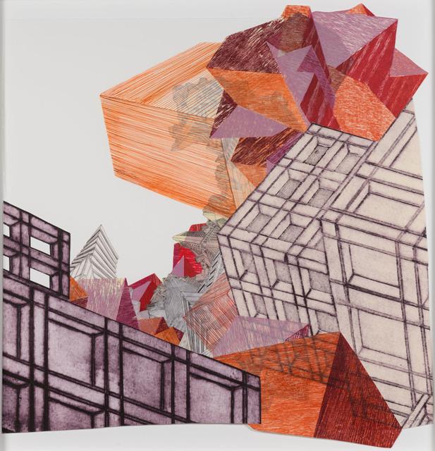, 'Phase Change 1,' 2008, Leslie Sacks Gallery