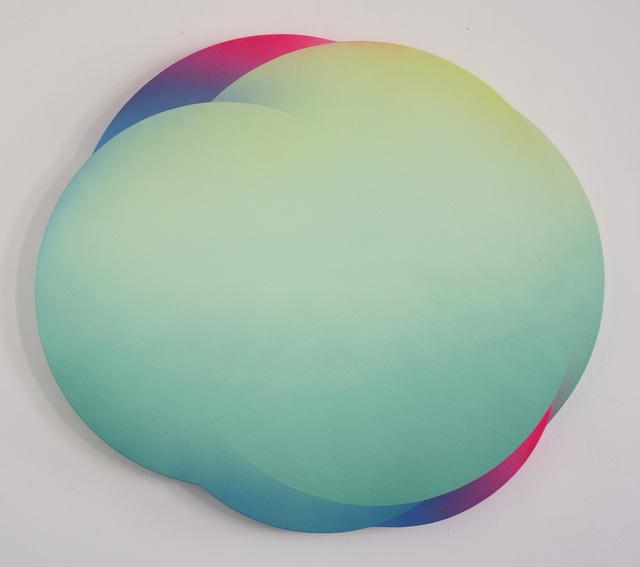 , 'Green Cloud 1420,' 2018, MAGMA gallery