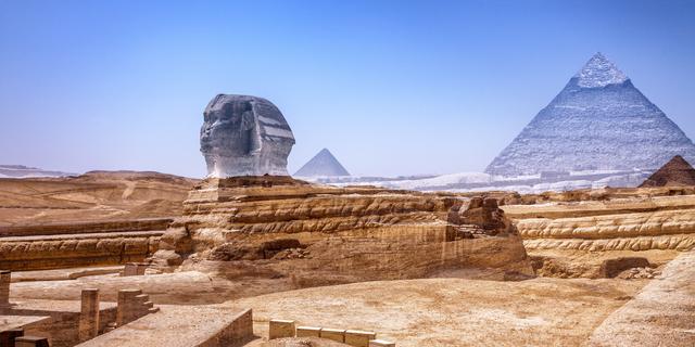 , 'Souverain (Giza, Egypt),' 2010, Galerie de Bellefeuille