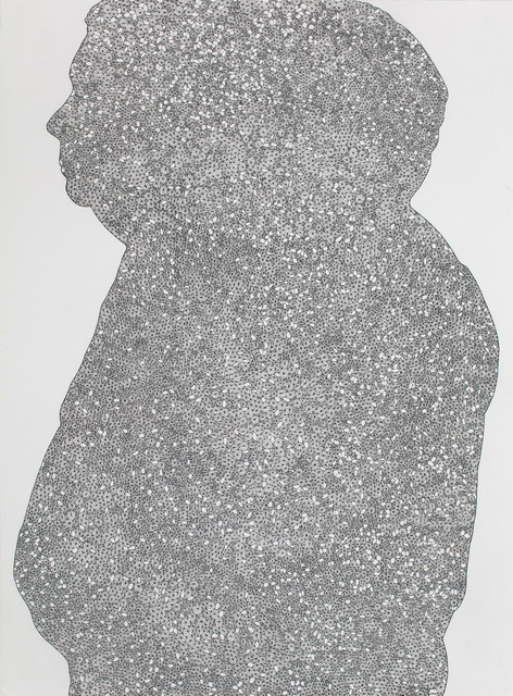 , 'Divided Man 3,' 2016, Miller Yezerski Gallery