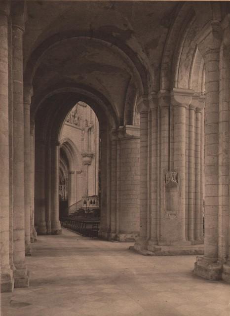 , 'Ely Cathedral,' ca. 1895, Robert Hershkowitz