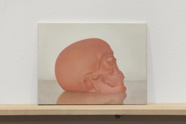 ", 'Formalizing their concept: Sherrie Levine's ""Pink Skull"",' 2018, Josée Bienvenu"