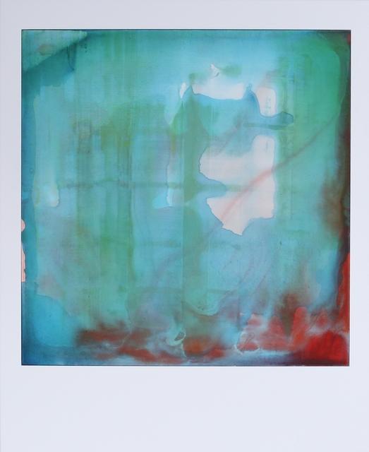 Johannes Wohnseifer, 'Polaroid Painting', 2015, Painting, Acryl auf MDF Aluminium pulverbeschichtet RAL 9003, Galerie Elisabeth & Klaus Thoman