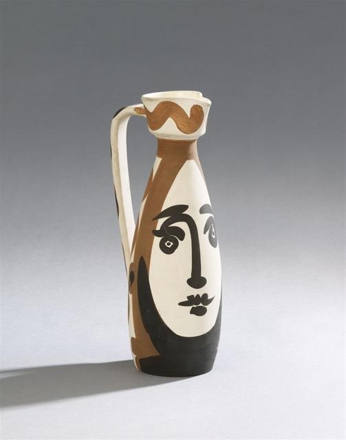 Pablo Picasso, 'Visage', 1955, William Shearburn Gallery
