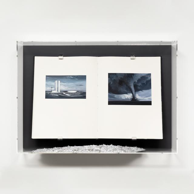 , 'O livro de crônicas do tempo,' 2019, Carbono Galeria