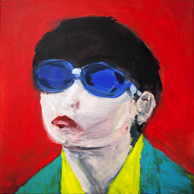 , 'Niño con antiparras.,' 2016, Haimney