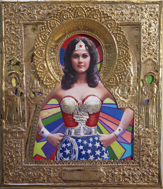 , 'Wonder Woman,' 2009, Robert Berman Gallery