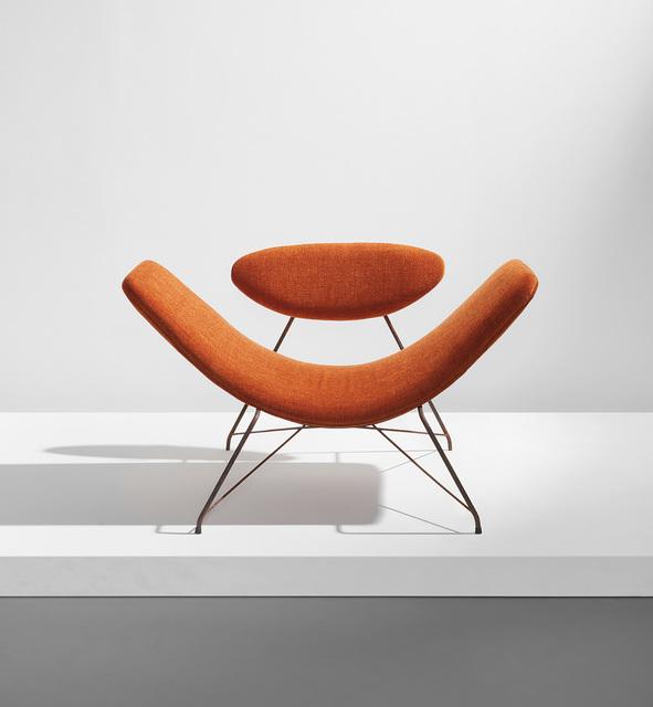 "Martin Eisler, '""Reversível"" armchair', circa 1956, Phillips"