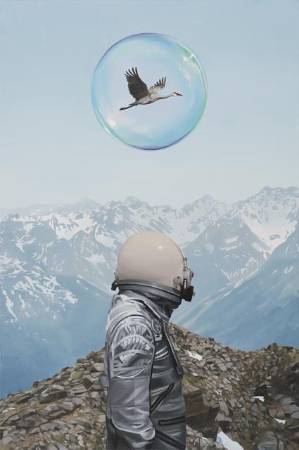 Scott Listfield, 'Bubble', 2017, Station 16 Gallery
