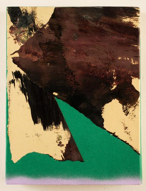 , 'Studio per un paesaggio VI,' 2014, CO2