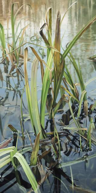 , 'The Pond in May,' 2015, Gallery 1261