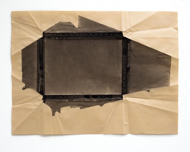 Jeff McMillan, 'Biblio (RS) Black', 2019, Christine König Galerie