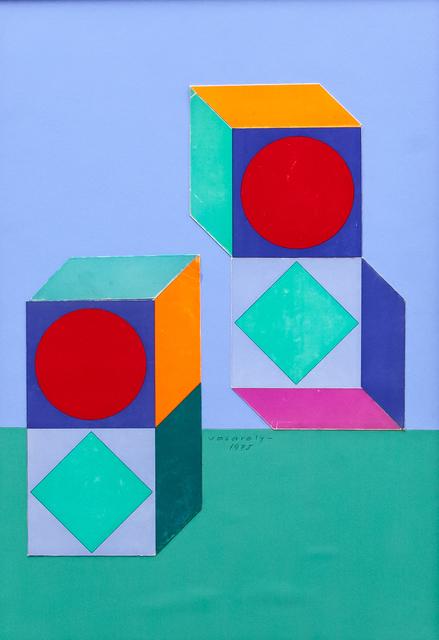 , 'Lapidaire,' ca. 1975, Artrust