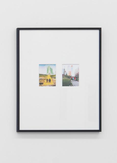 , 'Untitled (Lookalikes),' 2018, Magenta Plains