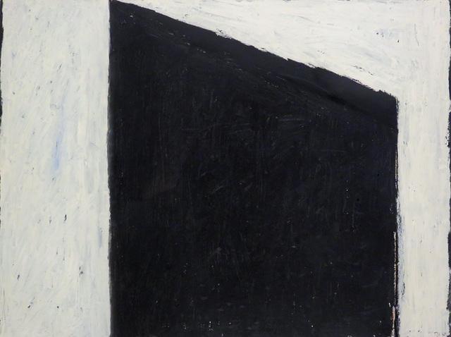 , 'Black Wedge,' 1980, Andrea S. Keogh Art and Design