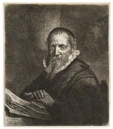 Portrait of Jan Cornelisz Sylvius