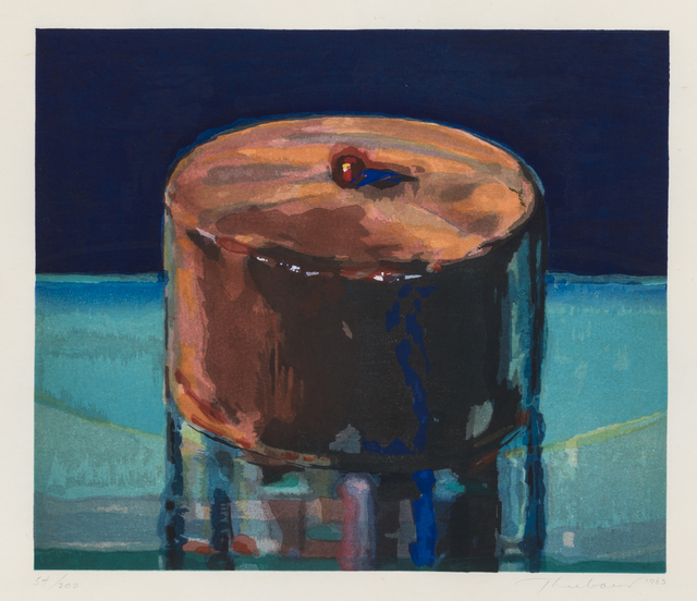 , 'Dark Cake,' 1983, Susan Sheehan Gallery