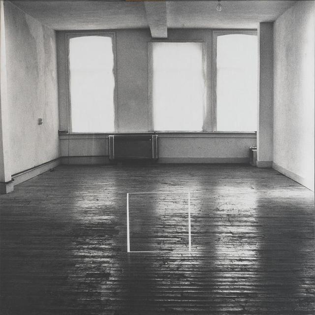 , 'Perspective Correction - My Studio II,' 1996, Stedelijk Museum Amsterdam
