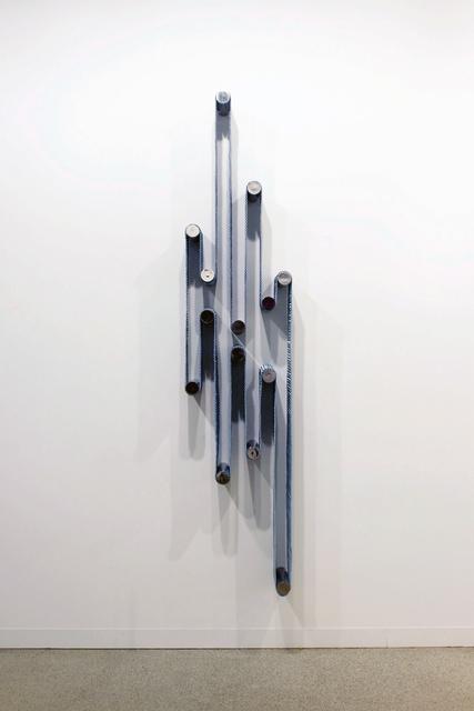 , 'Río de Parede (vertical),' 2017, Galería OMR