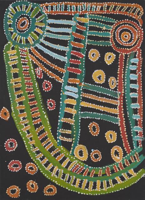 , 'Ngura (Country),' 2018, JGM Gallery