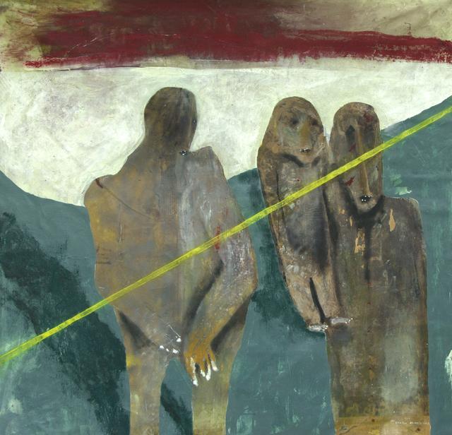 , 'Homo Sacer II,' 2017, Circle Art Agency