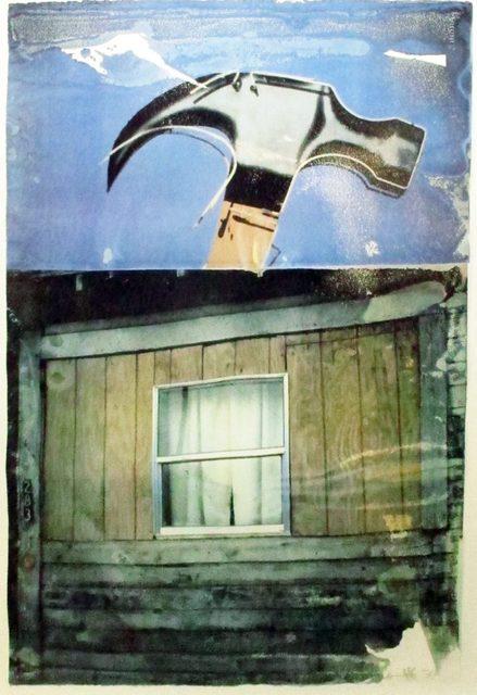 Robert Rauschenberg, 'Labor from the portfolio Tribute 21', 1994, Hamilton-Selway Fine Art