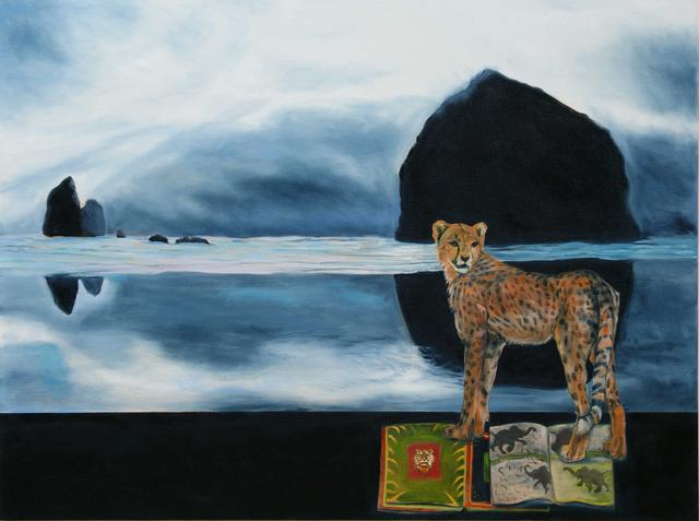 Katherine Pappas-Parks, 'The Horizon's Light V', 2012, Walter Wickiser Gallery