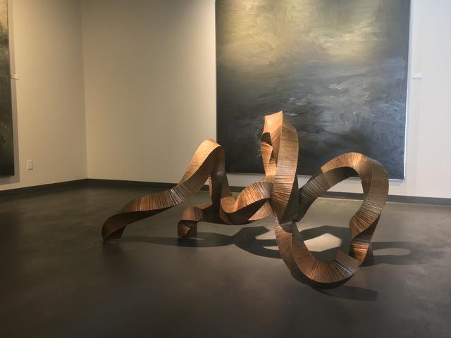 , 'Torqueri V,' 2016, Melissa Morgan Fine Art