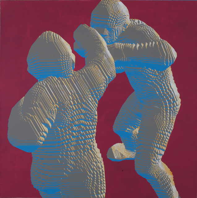 , 'Boxing,' 2015, Eli Klein Gallery