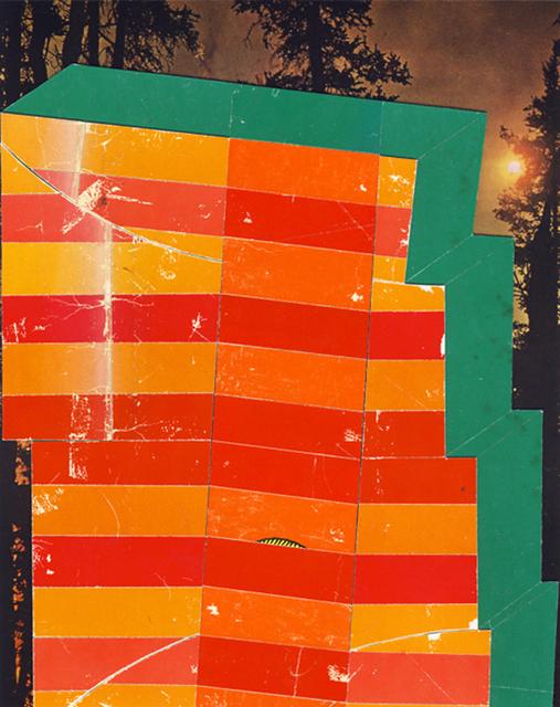 , 'The World We Live, No. 237,' 2015, Margaret Lanzetta